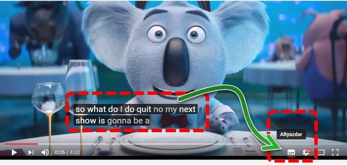youtube altyazı çevirisi ile ilgili görsel sonucu
